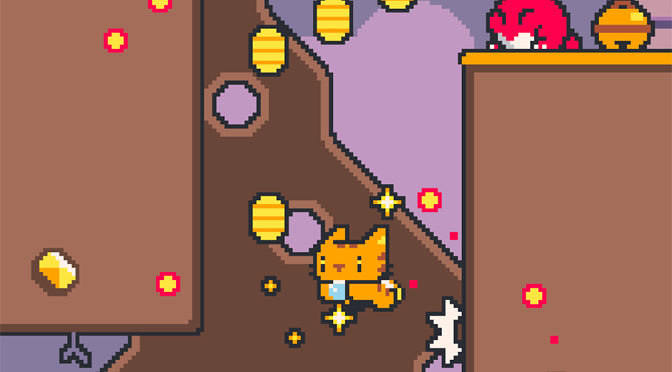 Super Cat Bros. Brings Platforming to Smartphones