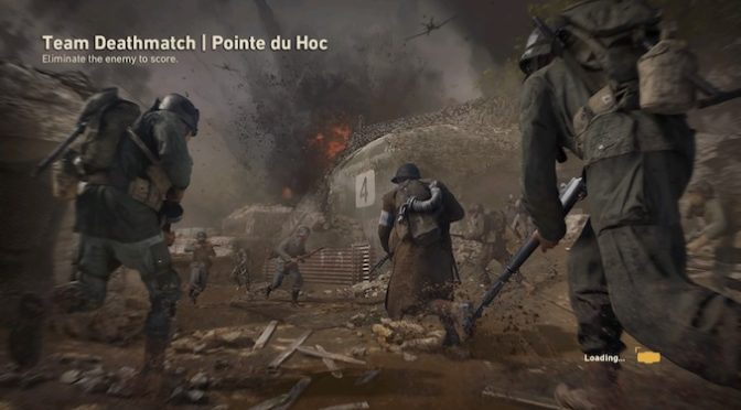 Playing History In The Call of Duty: WWII Beta