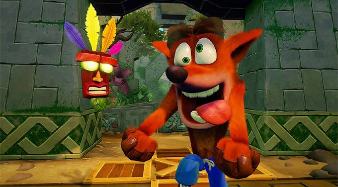 Crash Bandicoot N. Sane Smashes onto Consoles