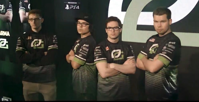 OpTic Gaming Sweeps Call of Duty World Stage 2 Playoffs