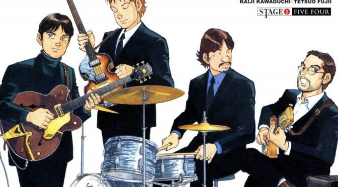 Manga Monday: Boku wa Beatles by Fujii Tetsuo
