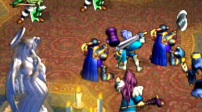 Retro Game Friday: Ogre Battle 64