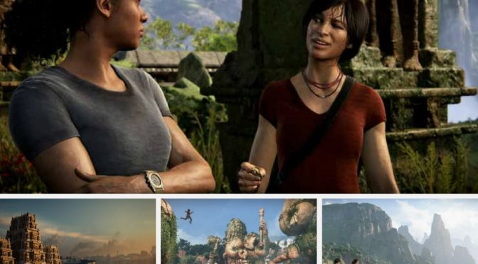 Uncharted: The Lost Legacy – the new best Uncharted