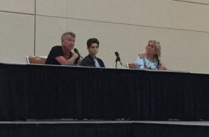David Mazouz (Bruce Wayne) and Sean Pertwee (Alfred Pennyworth) talk about Gotham.