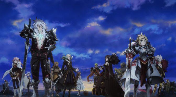 Anime Sunday: Fate/Apocrypha Episode 01 Impressions