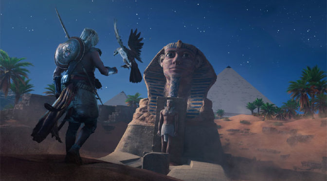 Fight Like An Egyptian: Assassin's Creed Origins Launches