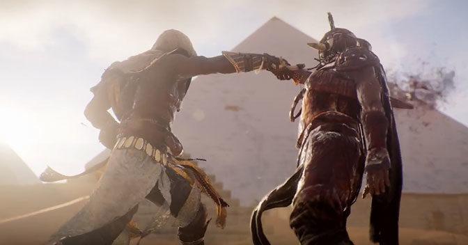 Ubisoft Releases Assassin's Creed Origins Launch Trailer