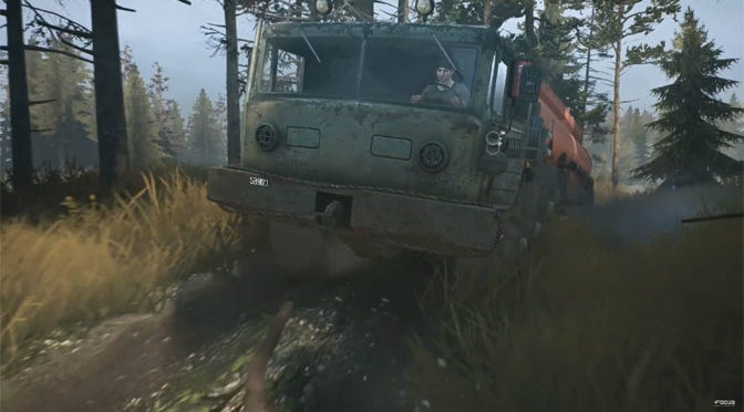 Face the Elements with Spintires: MudRunner's New Gameplay Video