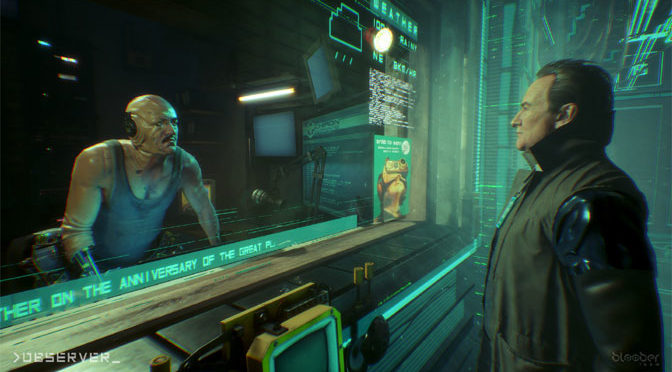 Like Blade Runner? Experience Observer's Dystopian Paradise