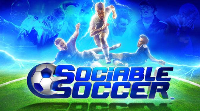 Jon Hare's Sociable Soccer Begins Early Access