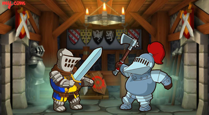 Kingdom Sim Hustle Castle Marches to iOS and Android