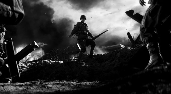 Liberate Europe with The 1st Infantry Division In Call of Duty: WWII