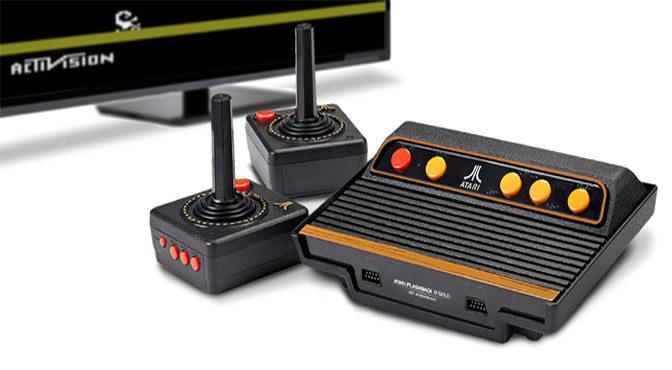 Atari 2600 and Sega Genesis HD Consoles Released