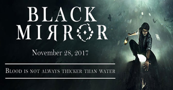 Horror Adventure Black Mirror Sneaking Toward Release