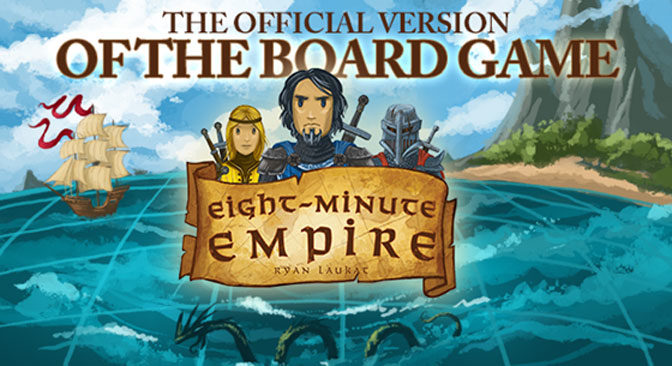 Eight Minute Empire Gets Free DLC