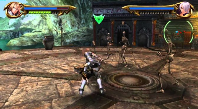 Retro Game Friday: Soulcalibur Legends