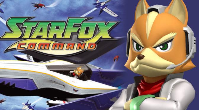 Retro Game Friday: Star Fox Command