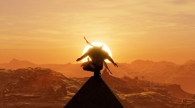 Assassin's Creed Origins Sponsors Weekly In-Game Photo Contest