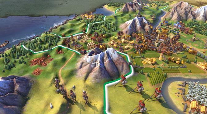 Sid Meier's Civilization VI Arrives on iOS