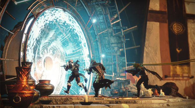 Curse of Osiris Expands Destiny 2's Universe