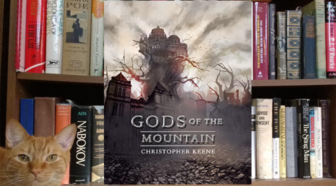 Grim Dark Fantasy in Gods of the Mountain