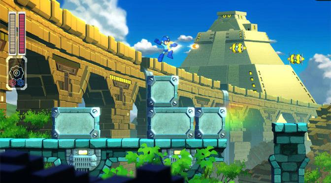 Capcom Announces Mega Man 11