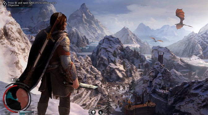 High Fantasy Action With Middle Earth: Shadow of War