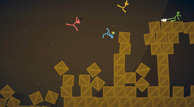 Duking It Out in Stick Fight: The Game