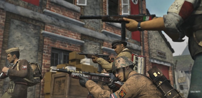 Call of Duty: WWII The Resistance DLC Hits Consoles, PC