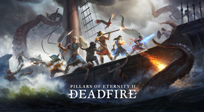Pillars of Eternity II: Deadfire Hosting Scavenger Hunt for In-Game Rewards