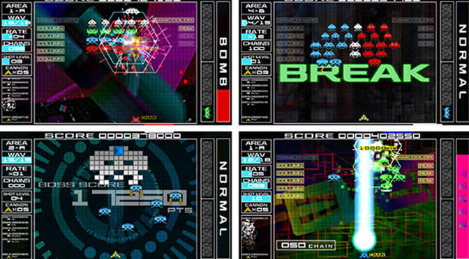 Space Invaders Extreme Lands on Steam
