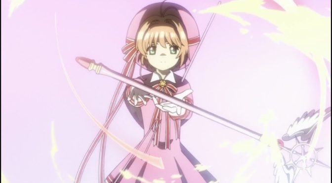 Anime Sunday: CCS Clear Card Episode 01 Impressions