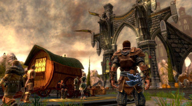 Retro Game Friday: Kingdoms of Amalur
