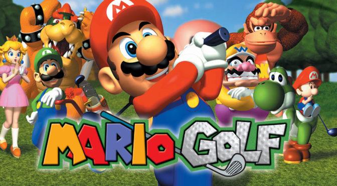 Retro Game Friday: Mario Golf