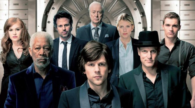 Movie Monday: Now You See Me