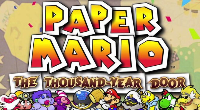 Retro Game Friday: Paper Mario The Thousand-Year Door