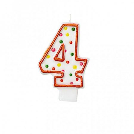 number_4_birthday_candle