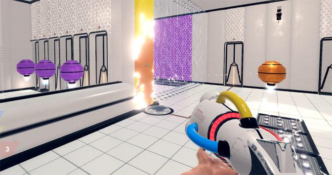 ChromaGun: Like Adding Colors to Portal