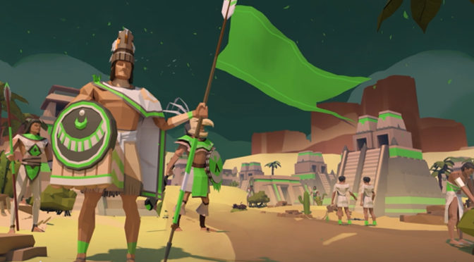 Slitherine Says Empires Apart Almost Ready for Launch