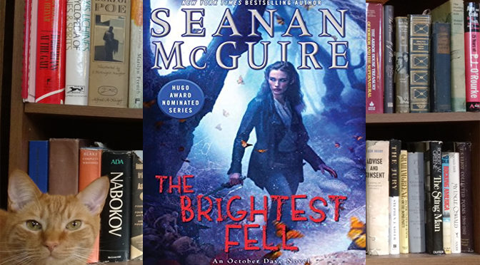 Urban Fantasy Fun With The Brightest Fell