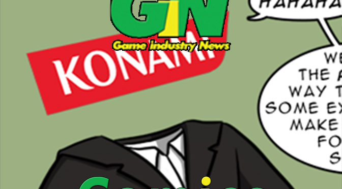 Konami's Pointless Controversy