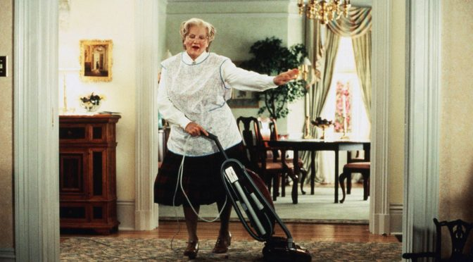 Movie Monday: Mrs. Doubtfire