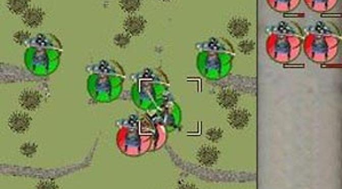 Retro Game Friday: Shogun Empires
