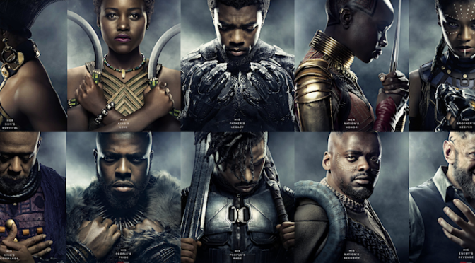 Black Panther – the best and most important Marvel film ever