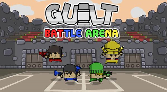 Guilt Battle Arena Fights to Nintendo Switch