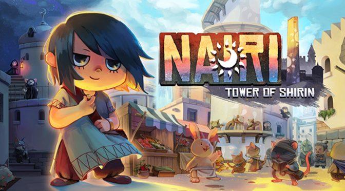 Whimsical Nairi: Tower of Shirin Ambles To Switch