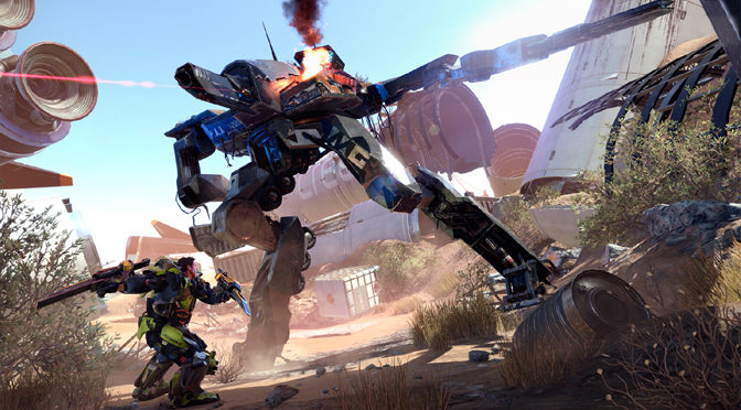 The Surge Shows Super Sci-fi Gaming