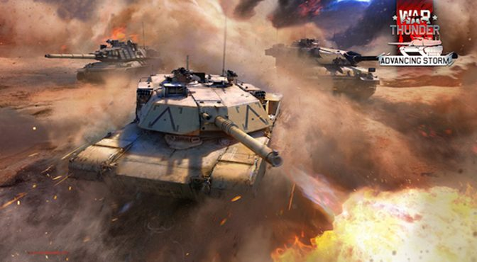 War Thunder Upgrades to Advanced Dagor 5.0 Graphics Engine
