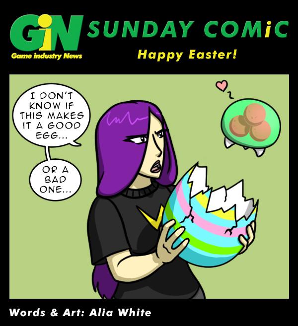 Metroid Easter