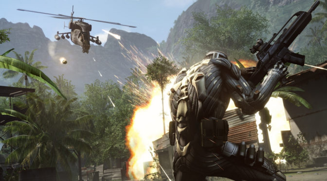 Retro Game Friday: Crysis